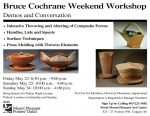 2015 Bruce Cochrane Workshop