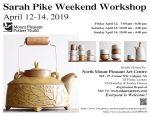 2019 Sarah Pike Workshop